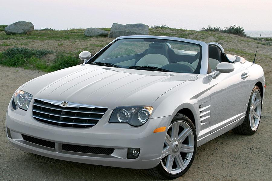 2007 chrysler crossfire reviews specs and prices. Black Bedroom Furniture Sets. Home Design Ideas