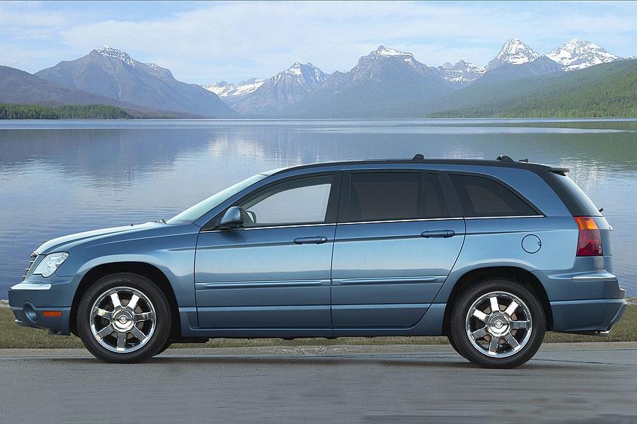 2007 Chrysler Pacifica Specs, Pictures, Trims, Colors ...
