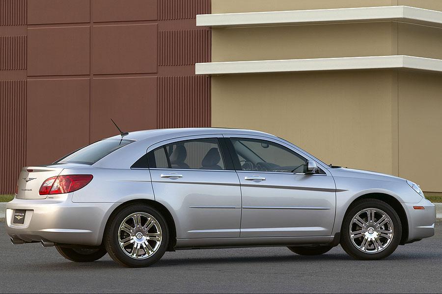 2007 Chrysler Sebring Reviews Specs And Prices Cars Com