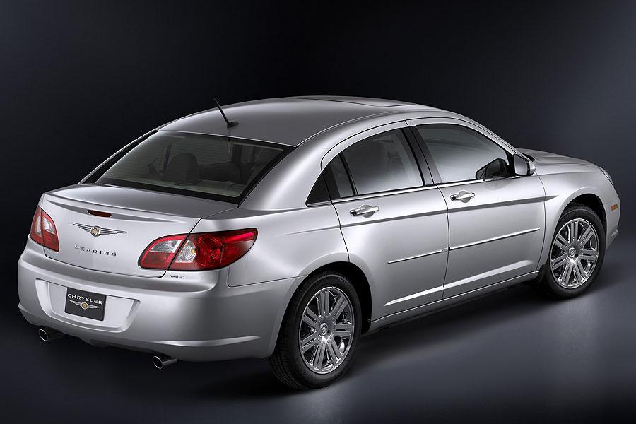 1998 Honda Accord Reviews >> 2007 Chrysler Sebring Reviews, Specs and Prices | Cars.com