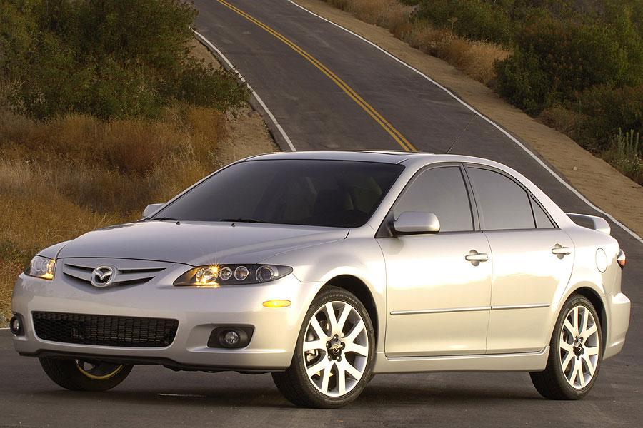 2007 mazda mazda6 reviews specs and prices. Black Bedroom Furniture Sets. Home Design Ideas