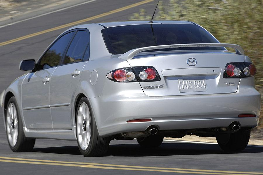 2007 Mazda Mazda6 Reviews Specs And Prices Cars Com