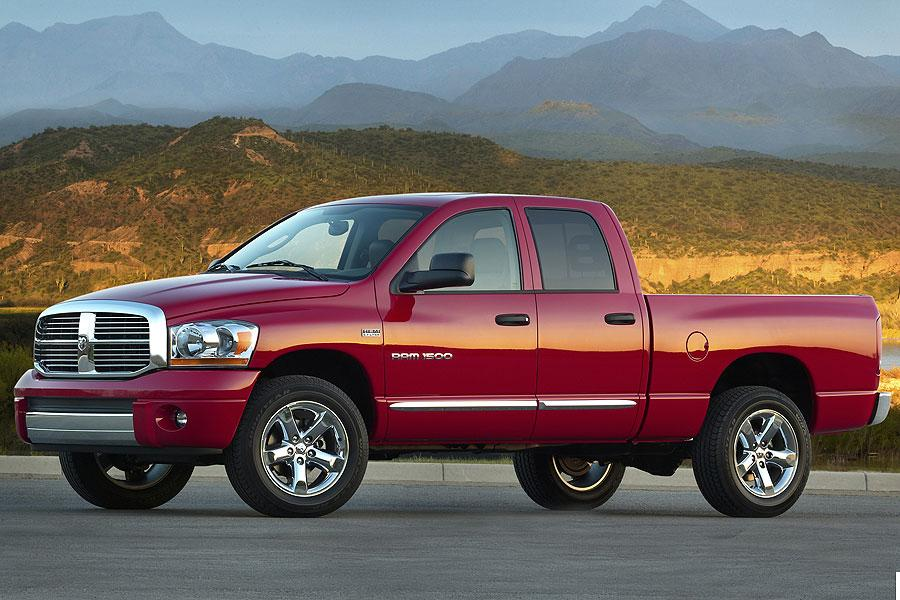 2007 Dodge Ram 1500 Specs, Pictures, Trims, Colors || Cars.com