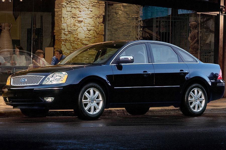 2007 Ford Five Hundred Specs  Pictures  Trims  Colors