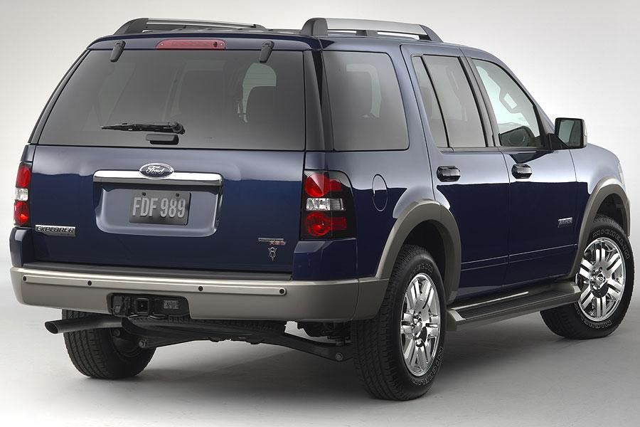 2007 ford explorer reviews specs and prices. Black Bedroom Furniture Sets. Home Design Ideas