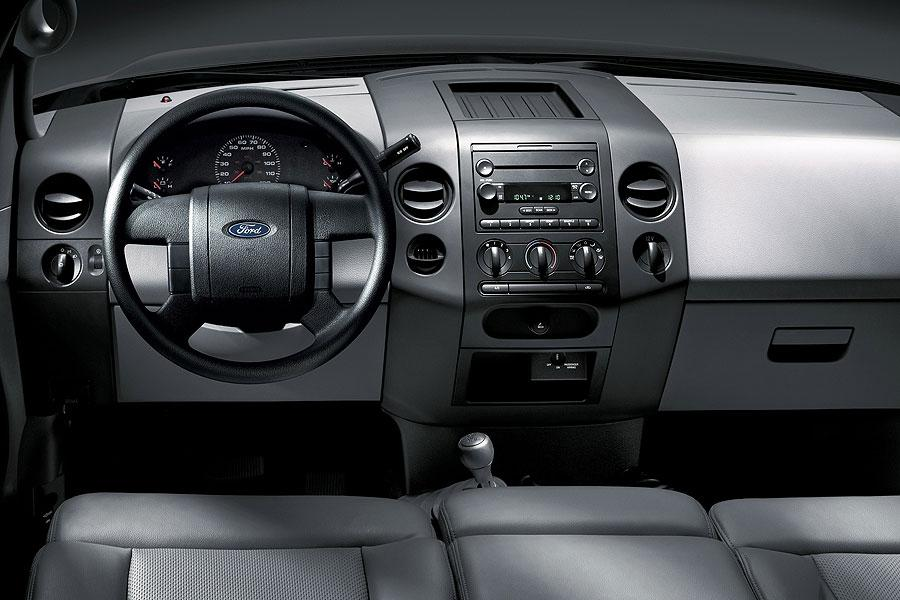 2007 ford f150 reviews specs and prices. Black Bedroom Furniture Sets. Home Design Ideas