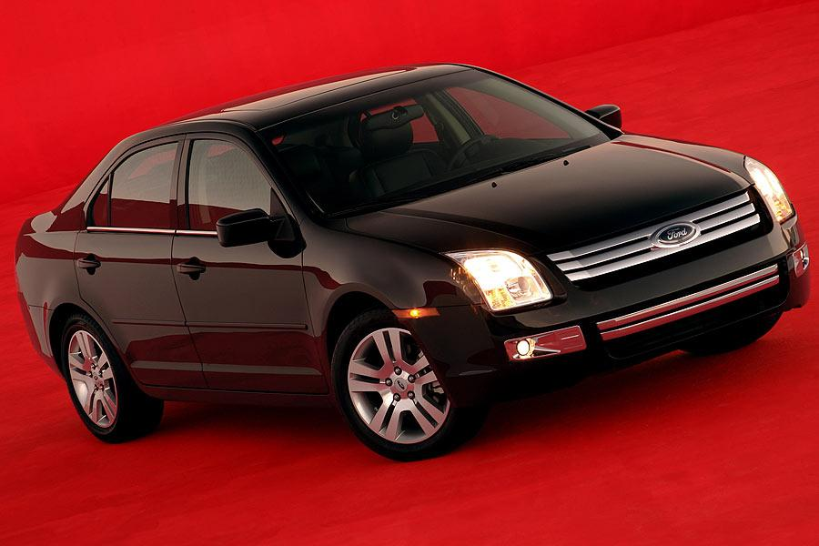 fusion ford 2007 cars specs