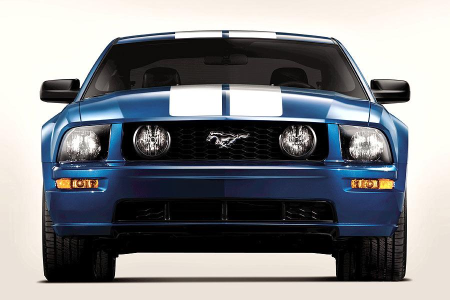 2007 ford mustang reviews specs and prices. Black Bedroom Furniture Sets. Home Design Ideas