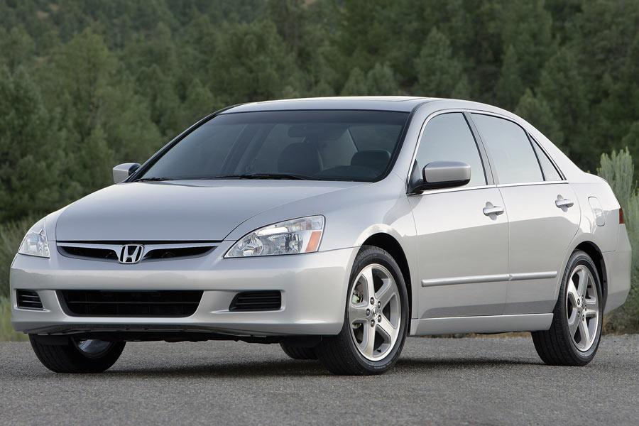 2007 Honda Accord Reviews Specs And Prices Cars Com