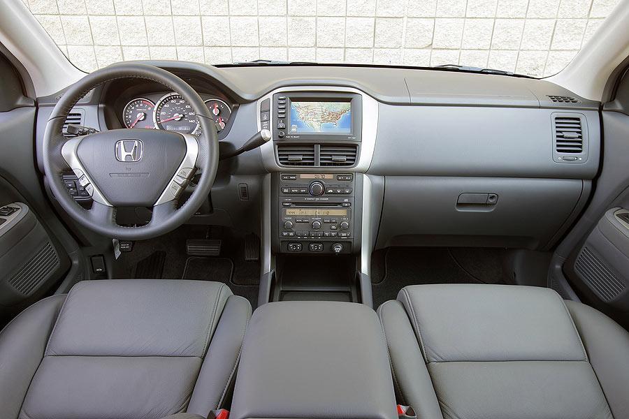 2007 Honda Pilot Reviews Specs And Prices Cars Com