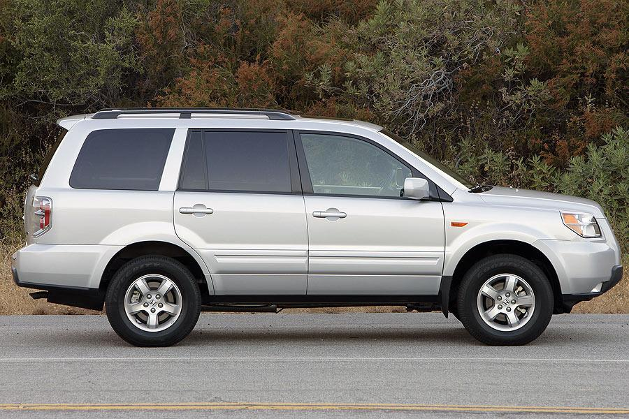 2007 Honda Pilot Reviews Specs And Prices Cars Com