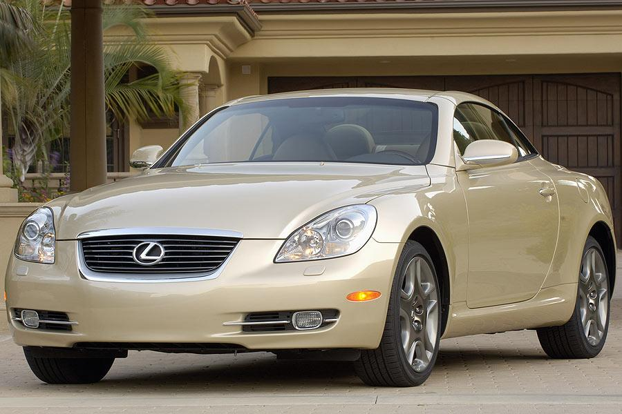 2007 lexus sc 430 reviews specs and prices. Black Bedroom Furniture Sets. Home Design Ideas