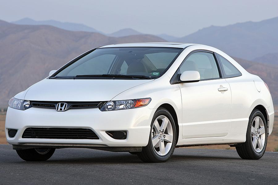 2007 Honda Civic Reviews Specs And Prices Cars Com