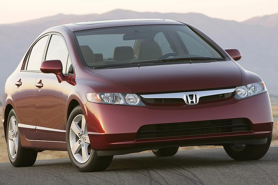 2007 honda civic reviews specs and prices. Black Bedroom Furniture Sets. Home Design Ideas