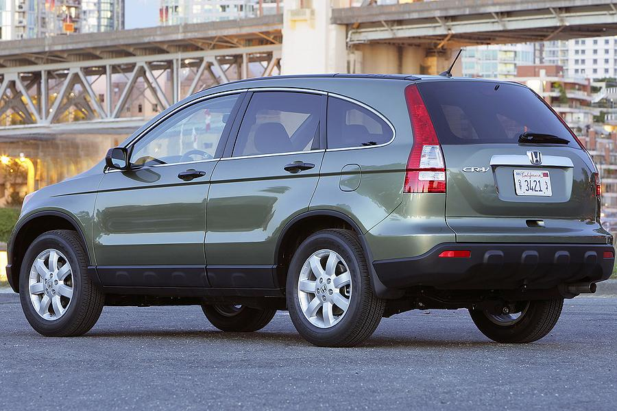 2007 Honda CR-V Reviews, Specs and Prices | Cars.com