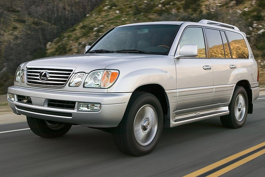 Lexus Lx 470 Reviews Specs And Prices Cars Com