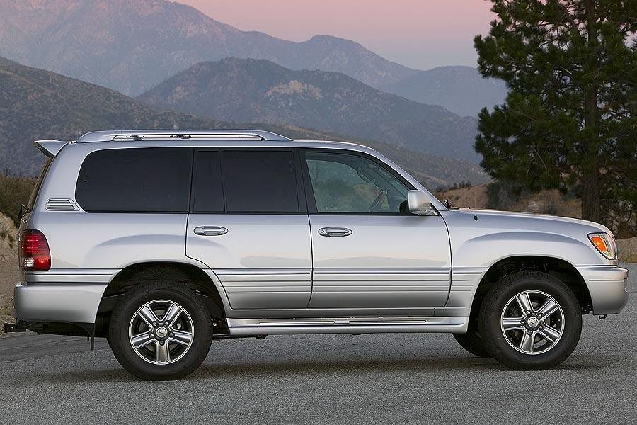 2007 Lexus LX 470 Reviews, Specs and Prices | Cars.com
