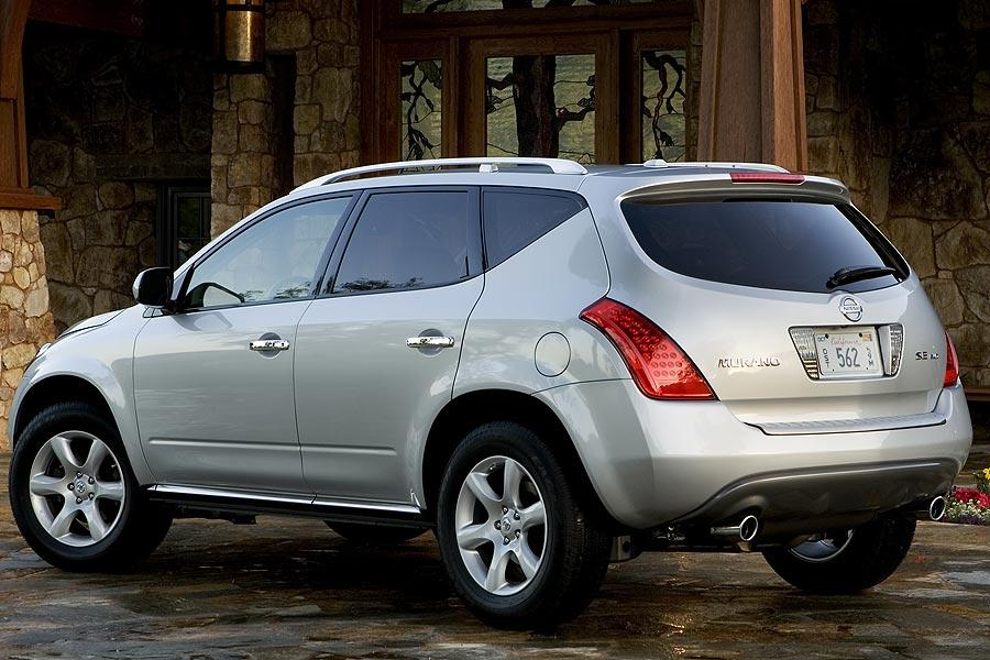 2007 Nissan Murano Reviews Specs And Prices Cars Com