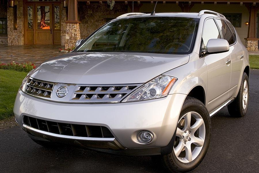 2007 nissan murano reviews specs and prices. Black Bedroom Furniture Sets. Home Design Ideas