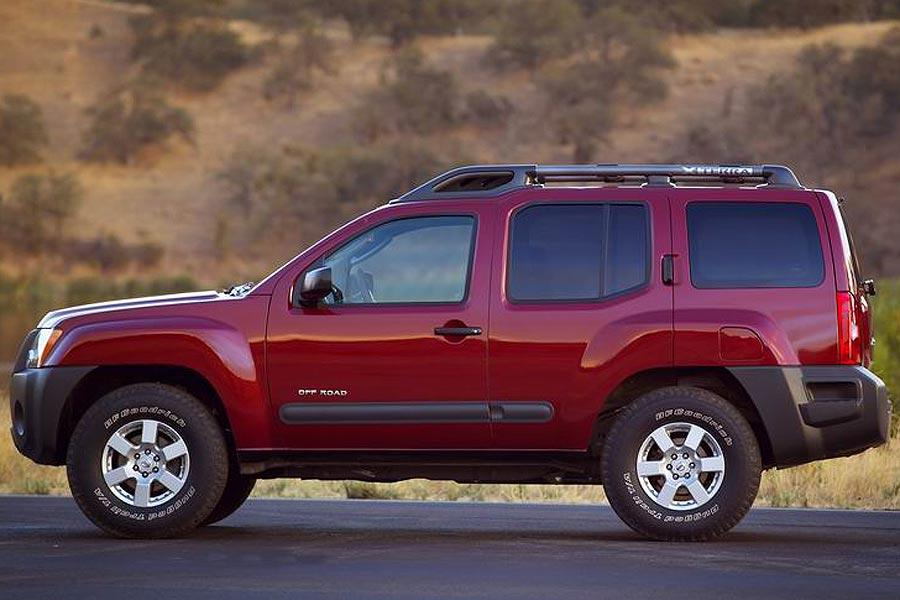 2007 Nissan Xterra Specs Pictures Trims Colors Cars Com