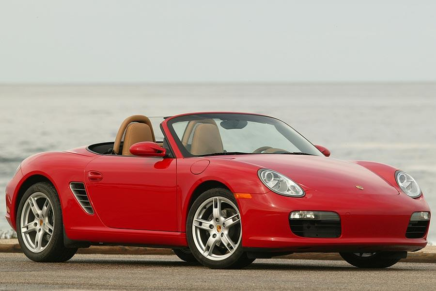 2007 porsche boxster specs pictures trims colors. Black Bedroom Furniture Sets. Home Design Ideas
