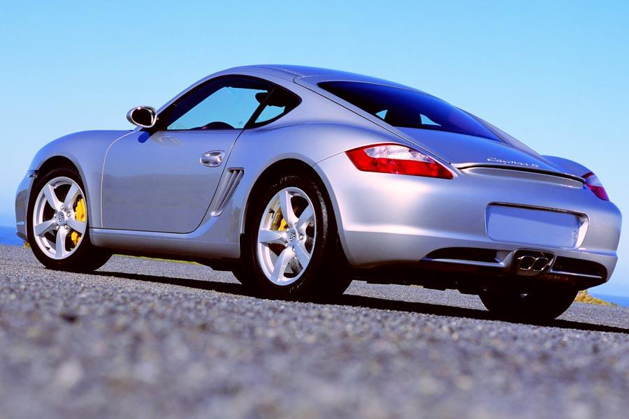 2007 Porsche Cayman Reviews Specs And Prices Cars Com