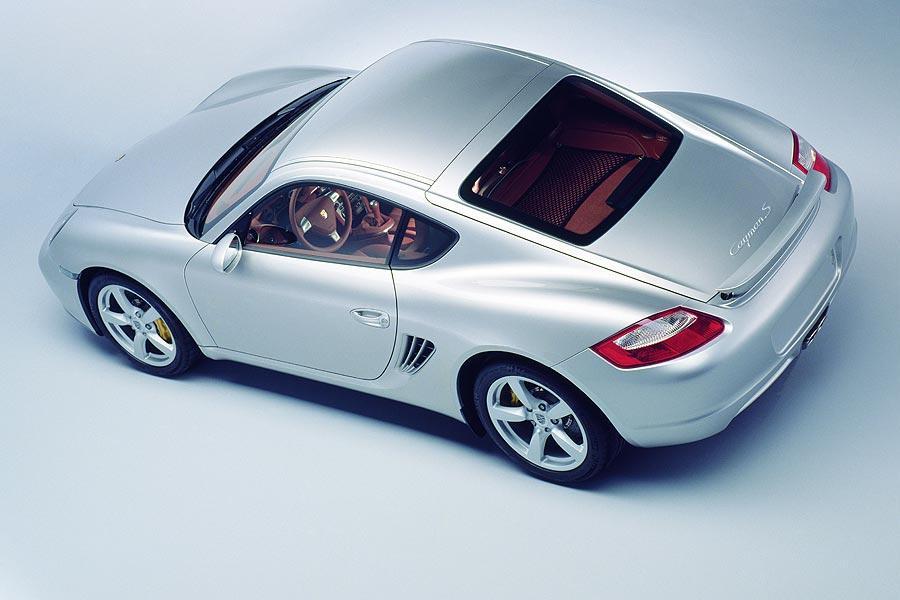 2007 Porsche Cayman Reviews Specs And Prices Cars Com