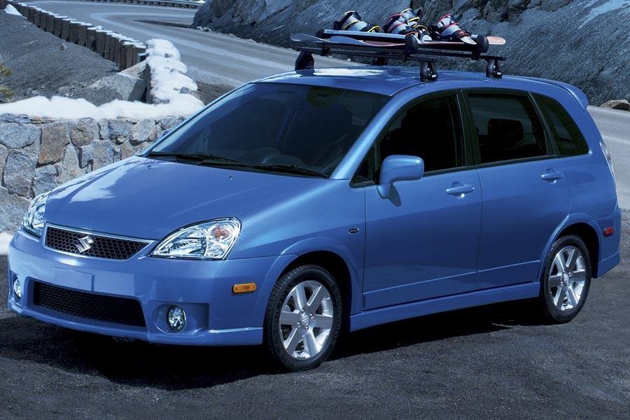 2007 Suzuki Aerio Reviews, Specs and Prices | Cars.com