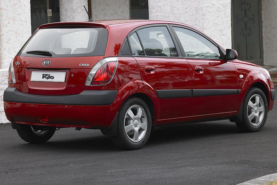 Kia Rio Reviews >> 2007 Kia Rio5 Reviews, Specs and Prices | Cars.com