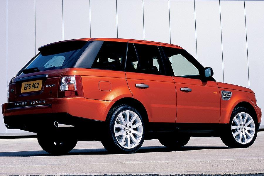 2007 land rover range rover sport reviews specs and prices. Black Bedroom Furniture Sets. Home Design Ideas