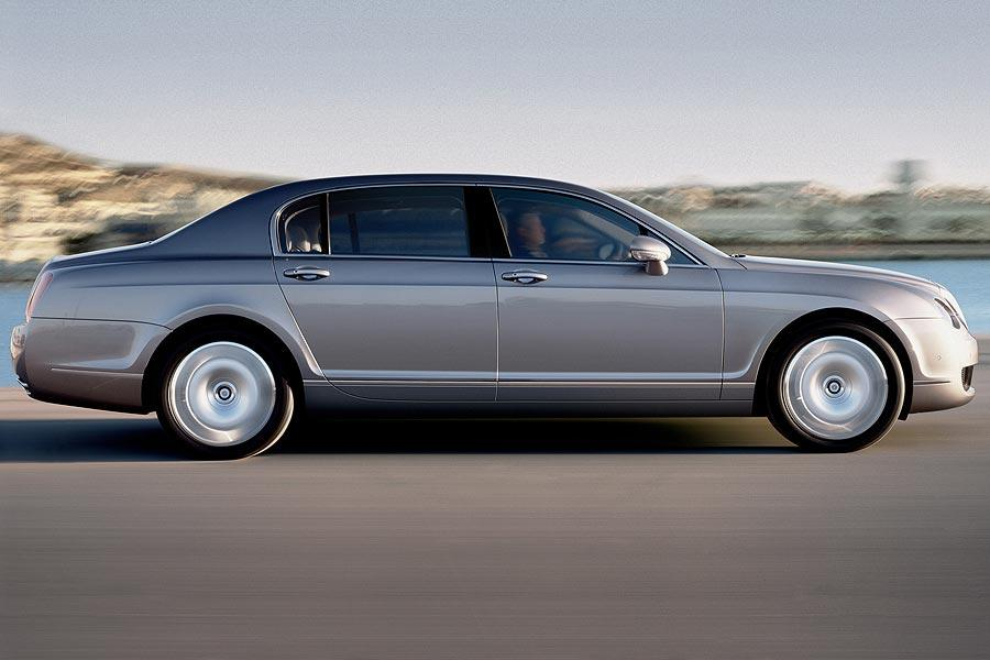 2007 bentley continental flying spur reviews specs and prices. Black Bedroom Furniture Sets. Home Design Ideas