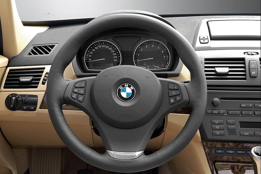 2007 Bmw X3 Reviews Specs And Prices Cars Com