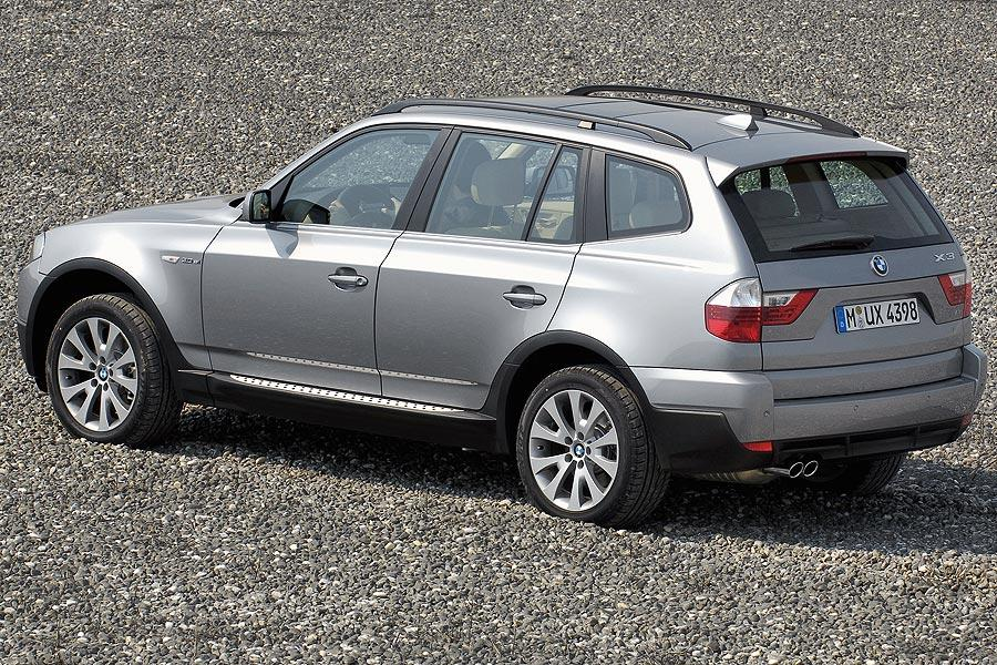 Image Gallery 2007 Bmw X3