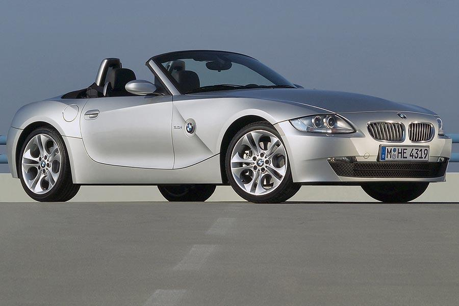 2007 Bmw Z4 Specs Pictures Trims Colors Cars Com