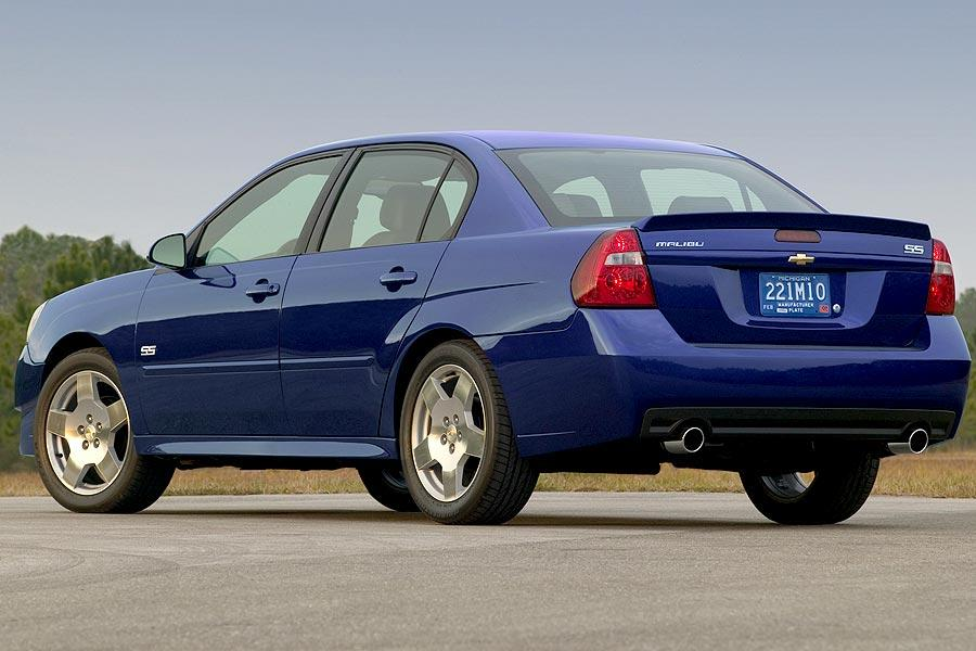 2007 chevrolet malibu reviews specs and prices. Black Bedroom Furniture Sets. Home Design Ideas