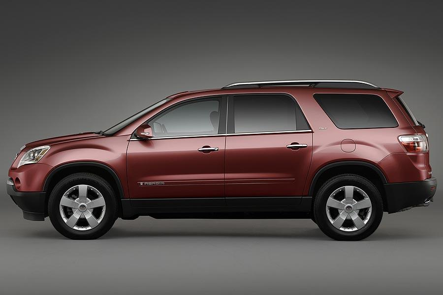 2007 gmc acadia reviews specs and prices. Black Bedroom Furniture Sets. Home Design Ideas