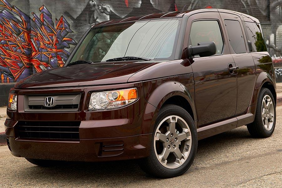 2007 honda element specs pictures trims colors. Black Bedroom Furniture Sets. Home Design Ideas