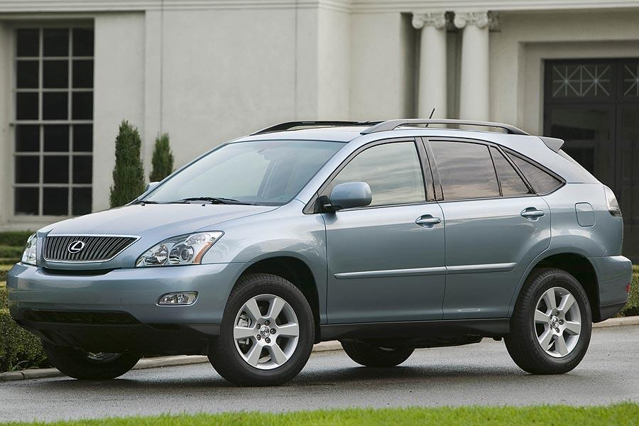 2007 Lexus RX 350 Specs Pictures Trims Colors