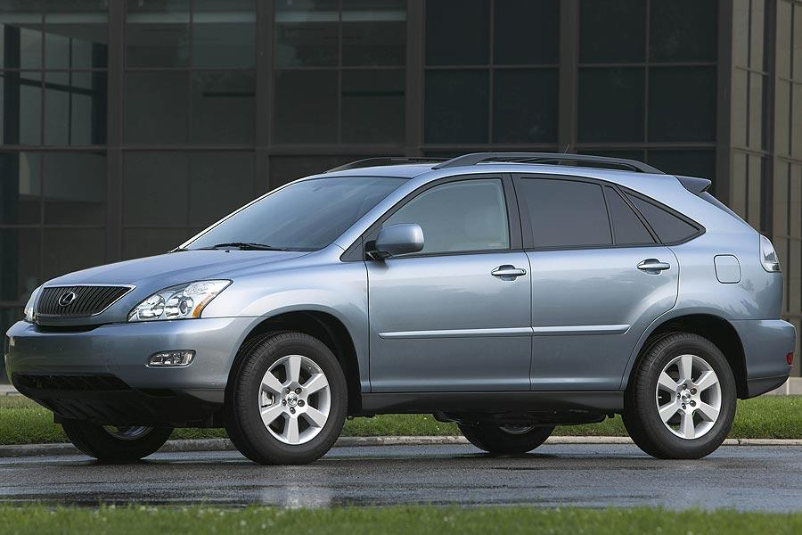 2007 lexus rx 350 reviews specs and prices. Black Bedroom Furniture Sets. Home Design Ideas