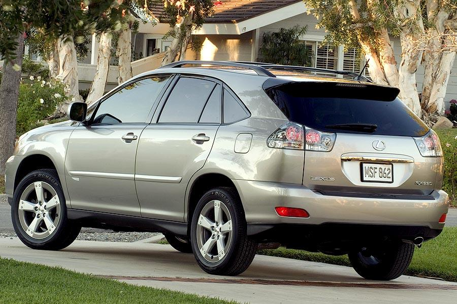 2006 lexus rx 330 reviews specs and prices. Black Bedroom Furniture Sets. Home Design Ideas