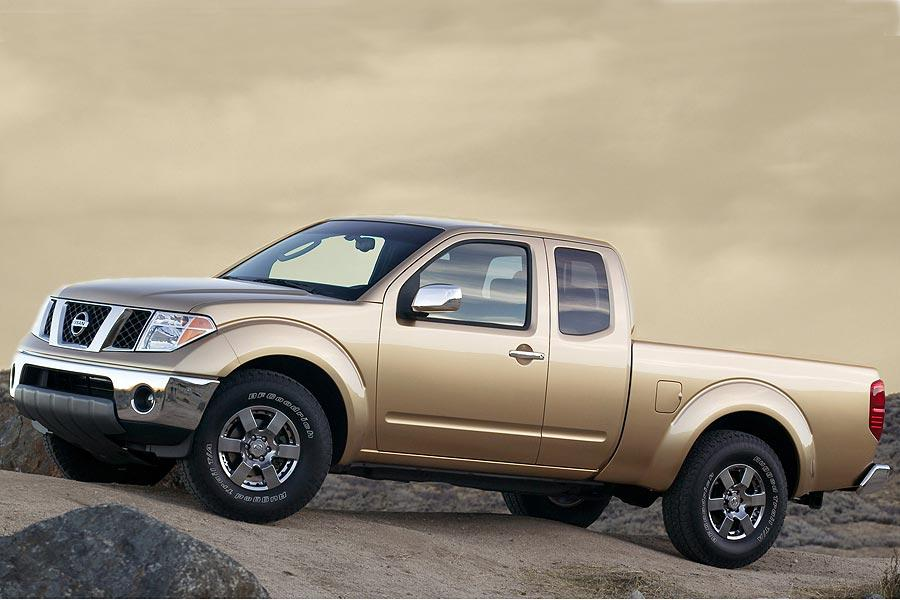 2007 nissan frontier reviews specs and prices. Black Bedroom Furniture Sets. Home Design Ideas