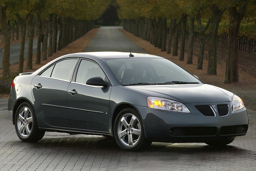 2007 Pontiac G6 Specs Pictures Trims Colors Cars Com