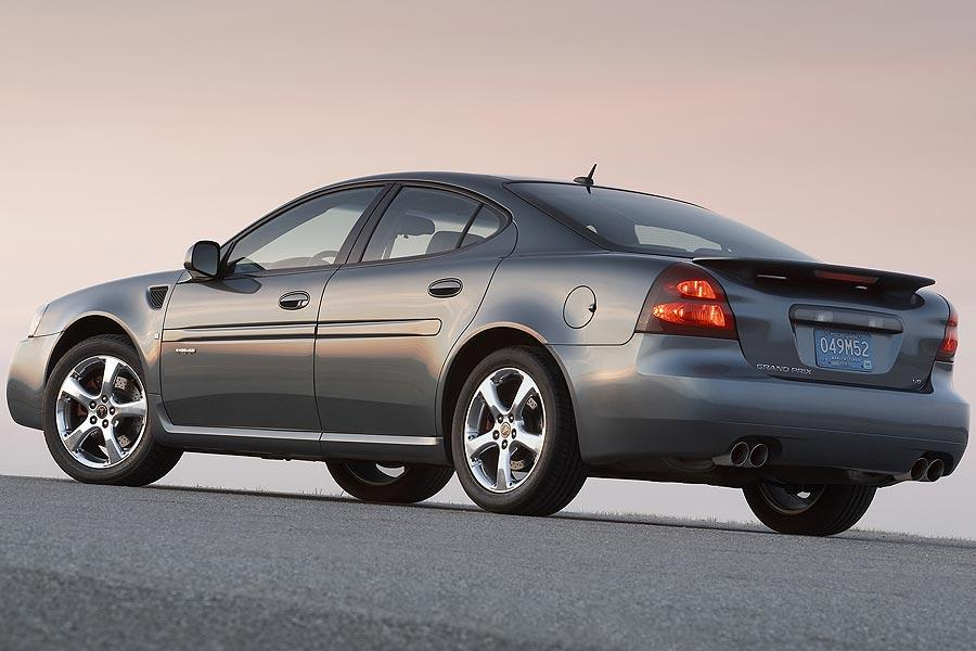 2007 Pontiac Grand Prix Reviews Specs And Prices Cars Com