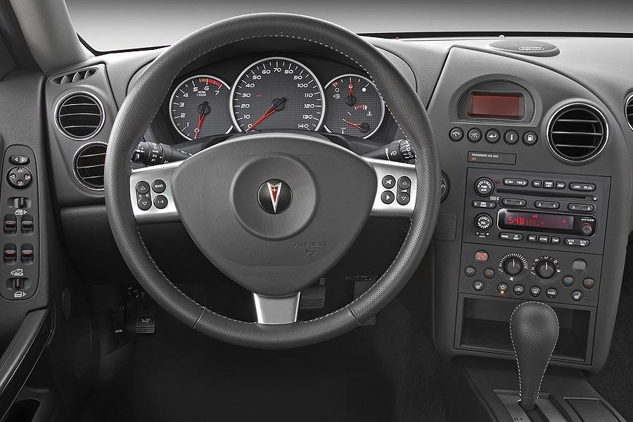 2007 Pontiac Grand Prix Reviews Specs And Prices Cars Com