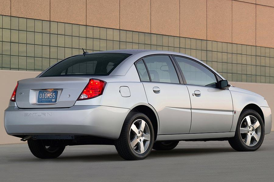 2007 saturn ion specs pictures trims colors. Black Bedroom Furniture Sets. Home Design Ideas
