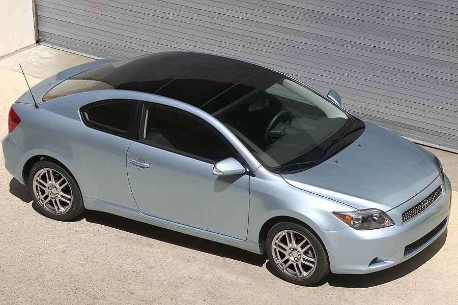 2011 Scion Tc Specs >> 2007 Scion tC Reviews, Specs and Prices | Cars.com