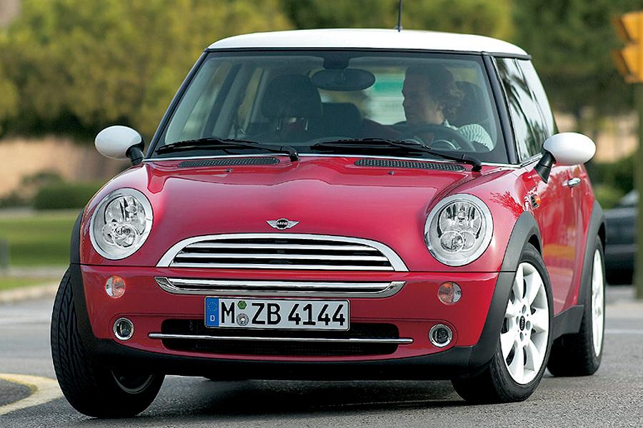 2007 mini cooper reviews specs and prices. Black Bedroom Furniture Sets. Home Design Ideas