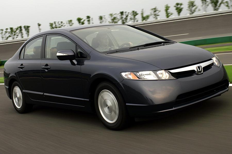 2007 Honda Civic Hybrid Reviews Specs And Prices Cars Com