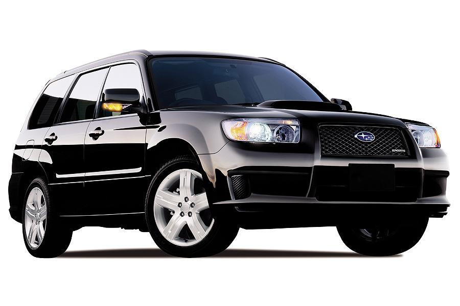 2007 subaru forester reviews specs and prices. Black Bedroom Furniture Sets. Home Design Ideas