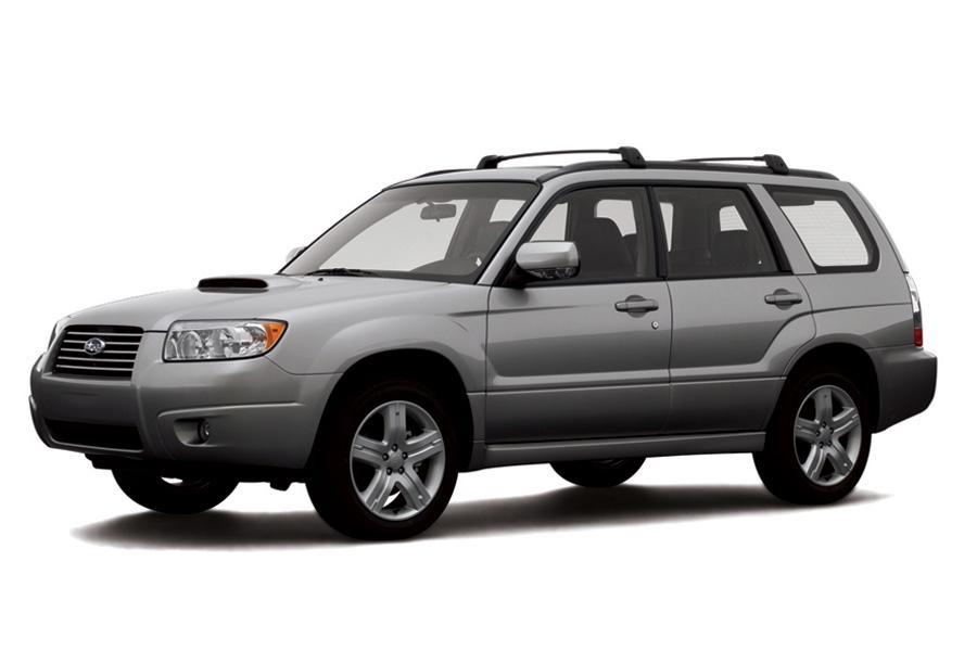 2007 Subaru Forester Reviews Specs And Prices Cars Com